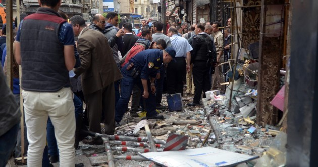 """I just felt fire grabbing my face"" - Isis claims Palm Sunday bombings in Egypt which killed at least 44"