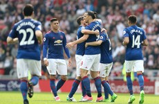 Zlatan inspires Man United to comfortable win as Sunderland edge closer to the drop
