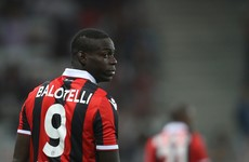 French Revolution: Mario Balotelli continues to be the unlikely lad for the unlikely team in Ligue 1