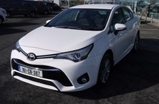 DoneDeal of the Week: This Toyota Avensis is a practical four-door family saloon