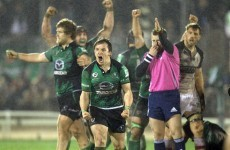 As it happened: Connacht shock Harlequins, as Ulster progress