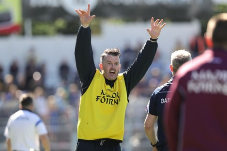 Donal Óg Cusack has floated the idea of 'Team Ulster'