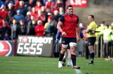 CJ Stander doubtful for Munster's Champions Cup semi-final