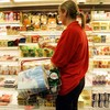 The price of Irish groceries has dropped for the first time in two years
