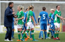 A first home win for new Ireland women's manager but vast improvements needed