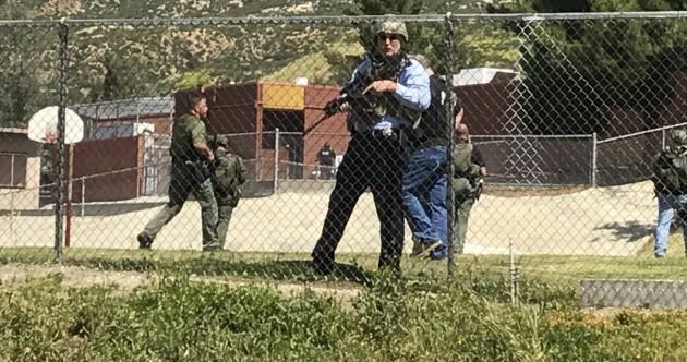 Two dead, two children critical following elementary school shooting in southern California