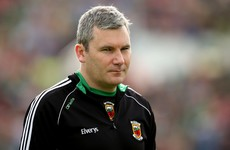 'The principles are the same': Former Mayo boss Horan off to a winning start in club hurling