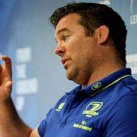 'Some people get annoyed saying 'Leinster have x amount of players' but players want to play here'