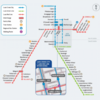 From December, this is what the Luas map will look like