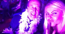 'It certainly must stick in the craw of the workers' - Shane Ross lambasted for photo of night out with Amanda Brunker