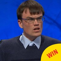 Monkman was of course the star of the University Challenge final, even though he didn't win