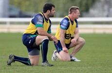 Connacht rule out Loughney, McCartney and Ili until next season