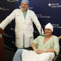 Man shot 3-inch nail into his own brain - and didn't notice