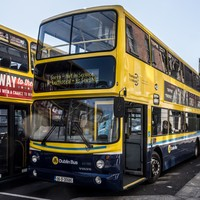 Dublin Bus drivers expected to vote in favour of 'sympathy strike' with Bus Éireann