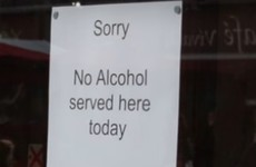 12 feelings every Irish person has about the Good Friday alcohol ban