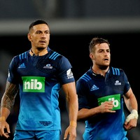 Sonny Bill permitted to wear Blues jersey without two sponsors, no change if he wears an All Black shirt