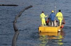 Fuel detected in sea around capsized Costa Concordia