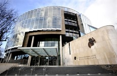 'What am I convicted for?': Chaotic scenes in court as man found guilty of murdering ex-partner