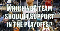 Let our foolproof* quiz select which team you should support in the NBA playoffs