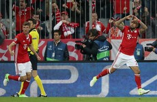 As it happened: Bayern Munich v Real Madrid, Champions League quarter-final first leg