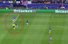 Atletico beat Leicester 1-0 - but should this have been a penalty?