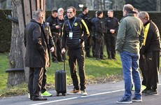 Thomas Tuchel is furious that Dortmund were forced to play this evening