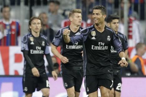 Ronaldo bagged two tonight.