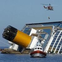 Woman's body found in corridor of capsized Costa Concordia