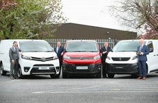 These are the 3 best vans in Ireland for 2017