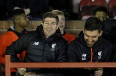 Gerrard set for new role at Liverpool as he moves up the coaching ladder