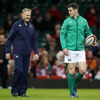 'Living in Dublin and coaching Leinster, that's an ideal situation' - Sexton