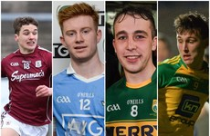 Exciting talents in Dublin, Donegal, Galway and Kerry scoop U21 Player of the Province awards