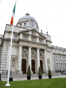 Illuminated and flown 24/7: Government Buildings' new plan for the tricolour