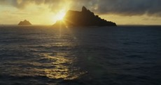 Stunning shots of Skellig Michael feature in new Star Wars trailer
