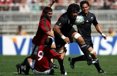 'The All Blacks played at a different speed, that was the problem!'