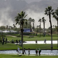 High winds wreak havoc on PGA Tour