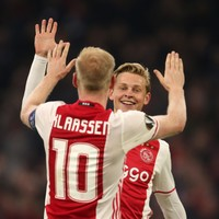 With an astonishingly young team, Ajax are making everyone stand up and take notice