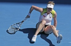 Oz Open Round-Up: Clijsters limps her way to victory