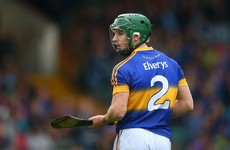 Tipperary's Cathal Barrett to make first start of the year in Sunday's league semi with Wexford