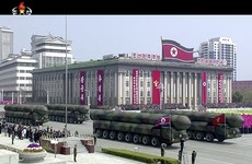 North Korea threatens to fire nuclear missiles if attacked first