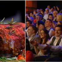 A leg of lamb was the big prize on the Late Late last night, and this guy was DELIGHTED