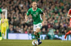 Injury blow for Ireland as Meyler is ruled out for the season