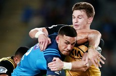 Another Beauden Barrett yellow card eclipsed by masterclass against the Blues