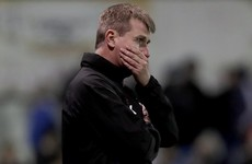 Kenny fumes over 'bizarre, exceptionally poor decisions' as Dundalk fall 9 points behind