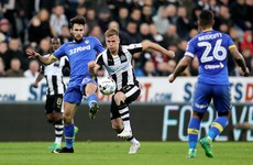 Last night's Newcastle v Leeds Championship clash drew a record crowd to St. James' Park