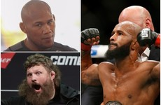 Demetrious Johnson could equal a UFC record on tonight's very underrated card