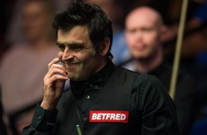 That didn't take long! Ronnie racks up a century in his first-round match at The Crucible