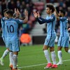 Sane shows his worth again as Vincent Kompany grabs collector's item goal for City
