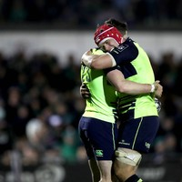 JVDF to the fore as Leinster secure home Pro12 semi with bonus point win in Galway
