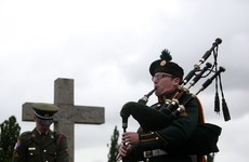 Ceremonies underway to remember those who died in the Easter Rising